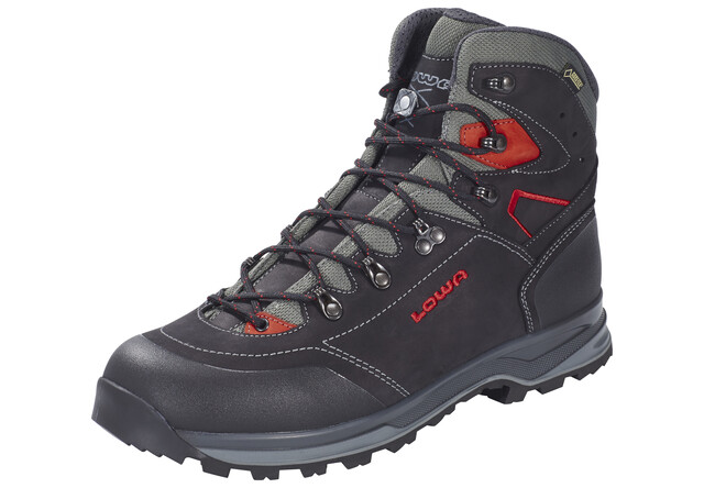 Lowa GTX CAMPZ sur Chaussures Homme rougenoir Lavaredo AwAxnqY8r4